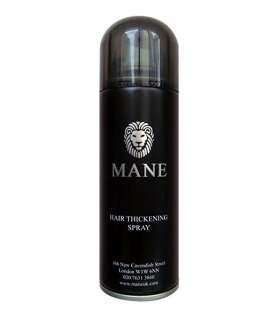 اسپری پرپشت کننده مو Mane America Hair Thickening Spray with Added Shine