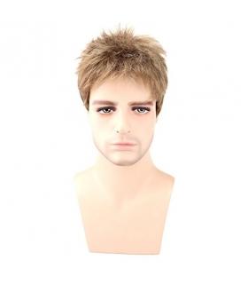 کلاه گیس مردانه کالس مدل Kalyss Men Short Hair wigs