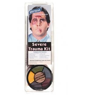 ست گریم جلوه های ویژه گرافتوبین Severe Trauma Makeup Kit