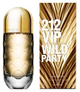 عطر زنانه کارولینا هررا 212 وی آی پی وایلد پارتی Carolina Herrera 212 VIP Wild Party for women