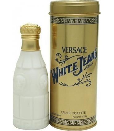 عطر زنانه ورساچه سفید Versace White for Women