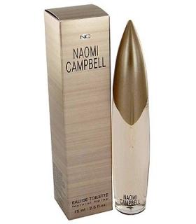 عطر زنانه نائومی کمبل ادوتویلت Naomi Campbell Naomi Campbell for women
