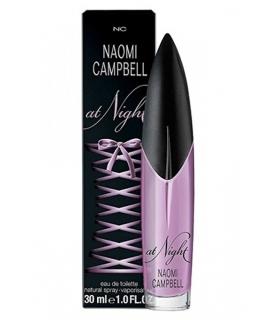 عطر زنانه نائومی کمبل ات نایت ادوتویلت At Night Naomi Campbell for women