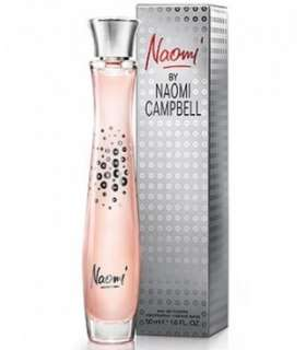 عطر زنانه نائومی کمبل نائومی ادوتویلت Naomi Naomi Campbell for women