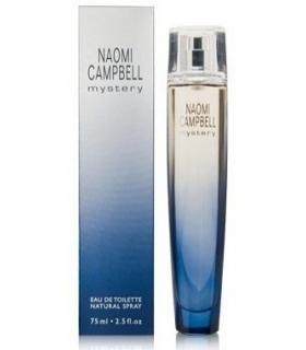 عطر زنانه نائومی کمبل میستری ادوتویلت Mystery Naomi Campbell for women