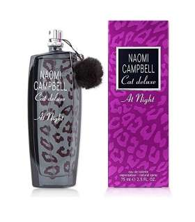 عطر زنانه نائومی کمب کت دیلوکس ات نایت ادوتویلت Cat Deluxe At Night Naomi Campbell for women