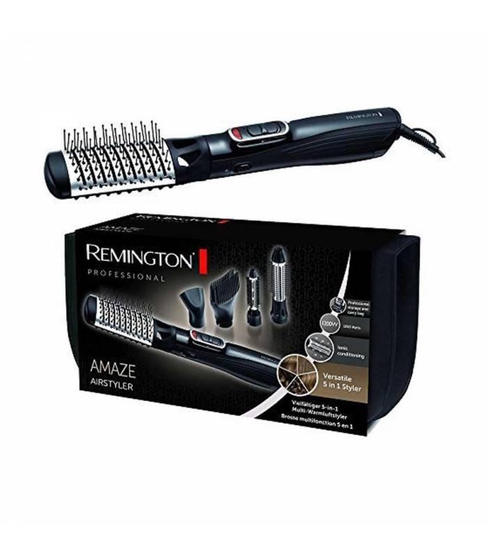 سشوار برس دار و حالت دهنده مو چندکاره رمینگتون مدل Remington Amaze Airstyler Brush AS1220