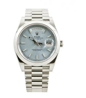 ساعت مچی مردانه اتوماتیک رولکس Rolex Day-Date automatic-self-wind mens Watch 228206IBM