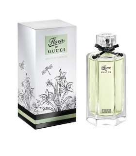 ادکلن زنانه گوچی فلورا گراسیوس تیوب رز Gucci Flora Gracious Tuberose Eau De Toilette For Women