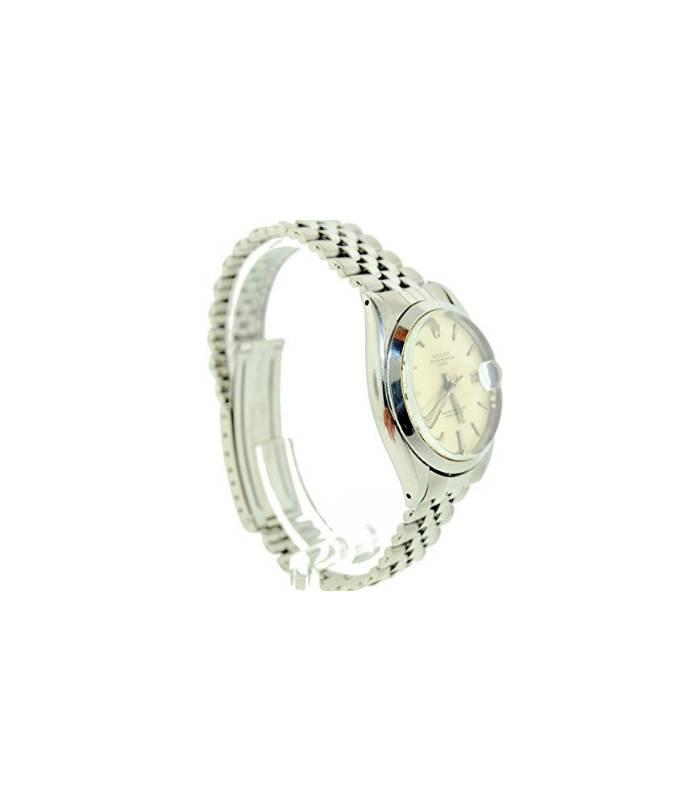 ساعت مچی مردانه رولکس اوتوماتیکRolex Date automatic-self-wind mens Watch 1500
