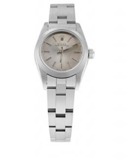 ساعت مچی زنانه رولکس اتوماتیک Rolex Oyster Perpetual swiss-automatic womens Watch 76080