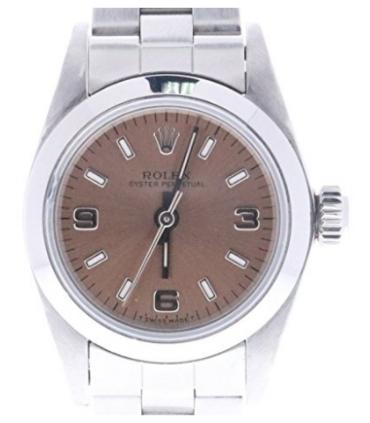 ساعت مچی زنانه رولکس اتوماتیک Rolex Oyster Perpetual automatic-self-wind womens Watch 176200