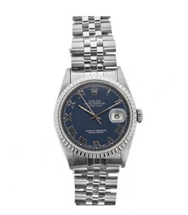 ساعت مچی مردانه رولکس اتوماتیک Rolex Datejust swiss-automatic mens Watch 16220BLRO