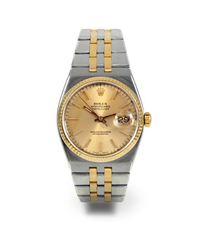 ساعت مچی مردانه رولکس مدل Rolex Oysterquartz quartz mens Watch 17013