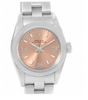 ساعت مچی زنانه رولکس مدل Rolex Oyster Perpetual automatic-self-wind womens Watch 67180
