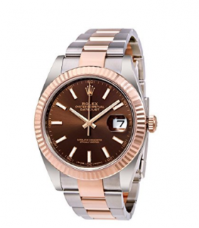 ساعت مچی مردانه رولکس مدل Rolex Datejust Dial Steel Gold Mens Watch 126331CHSO