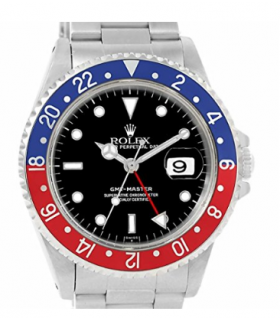 ساعت مچی مردانه رولکس Rolex GMT-Master automatic-self-wind mens Watch 16700