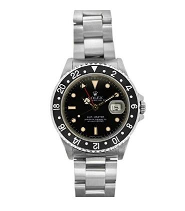 ساعت مچی مردانه رولکس Rolex GMT-MASTER II swiss-automatic mens Watch 16700