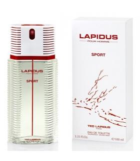 ادو تویلت مردانه تد لاپیدوس مدل لاپیدوس پور هوم اسپرت Ted Lapidus Lapidus Pour Homme Sport حجم 100 میلی لیتر