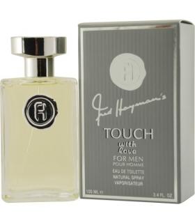 عطر مردانه فرد هیمن تاچ ویت لاو Fred Hayman Touch With Love for Men