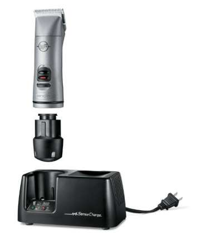 ماشین اصلاح اندیس مدل Andis Professional Cermanic Hair Clipper Silver 63965