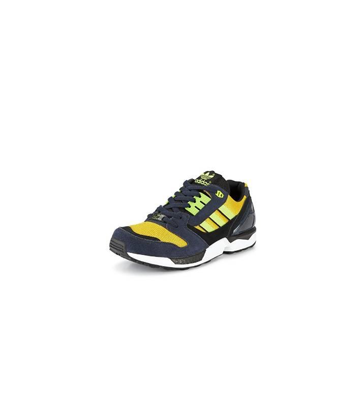 کفش کتانی مردانه آدیداس مدل Adidas ZX 8000 Men Sneaker Legink Electr Whtvap D65460 |