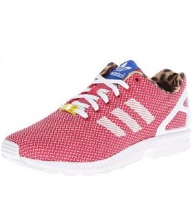 کفش پیاده روی زنانه آدیداس مدل Womens Adidas ZX Flux Weave Shoes M21366