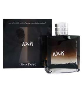 عطر و ادکلن مردانه اکسیز بلک خاویار Axis Black Caviar