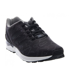کفش کتانی مردانه آدیداس Adidas Zx Flux Round Toe Synthetic Sneakers