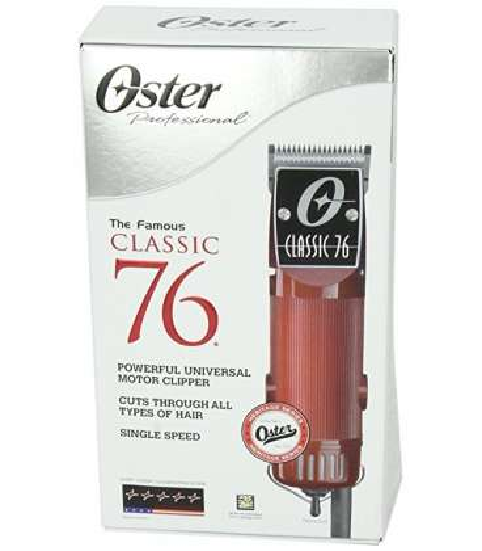ماشین اصلاح سر و صورت اوستر Oster Classic 76 Universal Motor Clipper