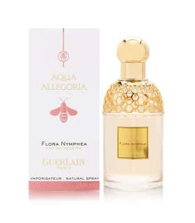 عطر زنانه گرلن آکوا الگوریا فلورا نیمفی Guerlain Aqua Allegoria Flora Nymphea for women