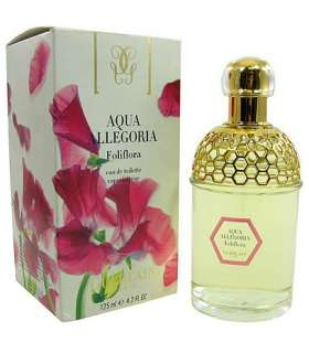 عطر زنانه گرلن آکوا الگوریا فولی فلورا Guerlain Aqua Allegoria Foliflora for women
