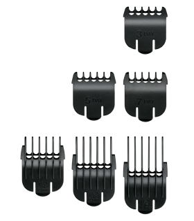 شانه راهنمای اصلاح اندیس مدل Andis BTF T-Blade Attachment Combs Guides 22710