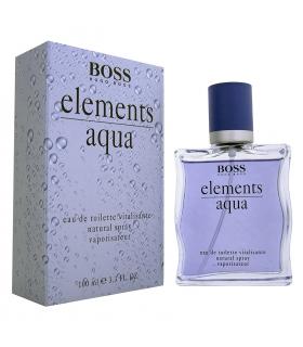 عطر مردانه هوگو باس المنتس آکوا Hugo Boss Elements Aqua for men