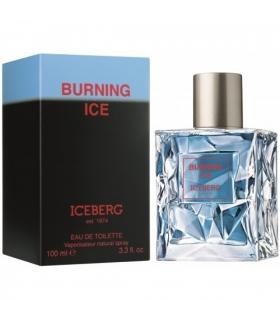 عطر مردانه آیسبرگ برنینگ آیس Iceberg Burning Ice for men