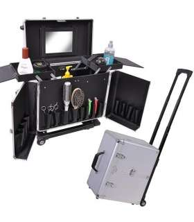 جعبه ابزار و کیف لوازم اصلاح Clipper Trimmer Barber Tool Box Case Key