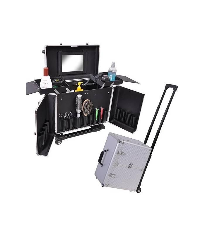 جعبه ابزار و کیف لوازم اصلاح Clipper Trimmer Barber Tool Box Case Key |