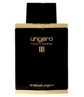 عطر و ادکلن مردانه امانوئل اونگارو 3 ادو تویلت Emanuel Ungaro III edt for men