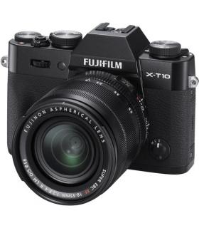 دوربین عکاسی دیجیتال فوجی فیلم بدون آینه Fujifilm X-T10 Mirrorless Digital Camera with 18-55mm Lens