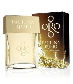 عطر زنانه پائولینا روبیو اورو ادوپرفیوم Oro Paulina Rubio for women