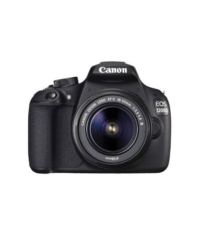 دوربین عکاسی دیجیتال کاننن ای او اس Canon EOS 1200D Plus 18-55mm III Digital Camera