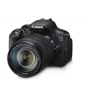 دوربین عکاسی دیجیتال کانن Canon EOS 700D / Rebel T5i Kit 18-135mm IS STM Digital Camera