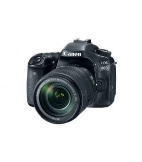 دوربین عکاسی دیجیتال کانن با لنز Canon Eos 80D EF S 18-135mm f/3.5-5.6 IS USM Kit Digital Camera