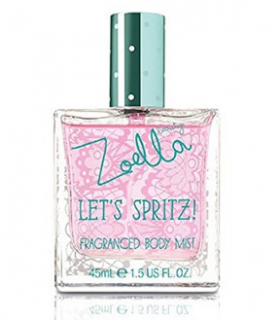 عطر زنانه زویلا بیوتی لتس اسپریت Let's Spritz Zoella Beauty for women