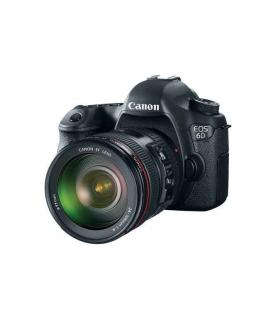 دوریین عکاسی دیجیتال کانن با لنز Canon EOS 6D Kit 24-105mm f/4 L IS USM Digital Camera