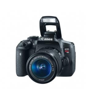 دوربین عکاسی دیجیتال کانن با لنرز Canon EOS 750D / Rebel T6i / Kiss X8i kit 18-135 Digital Camera
