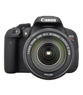 دوربین عکاسی دیجیتال کانن Canon EOS Kiss X7i (700D) Kit EF-S 18-135 IS STM Digital Camera