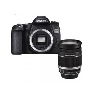 دوربین عکاسی دیجیتال کانن Canon EOS 70D DSLR 18-200mm Lens Kit