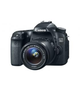 دوربین عکاسی دیجیتال کانن با لنز Canon EOS 70D + 18-55 IS STM Digital Camera