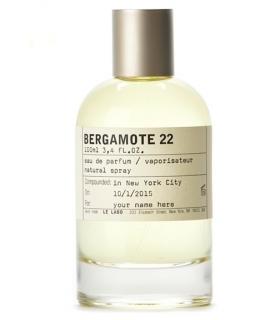 عطر زنانه و مردانه لو لبو برگاموت 22 Le Labo Bergamote 22 for women and men